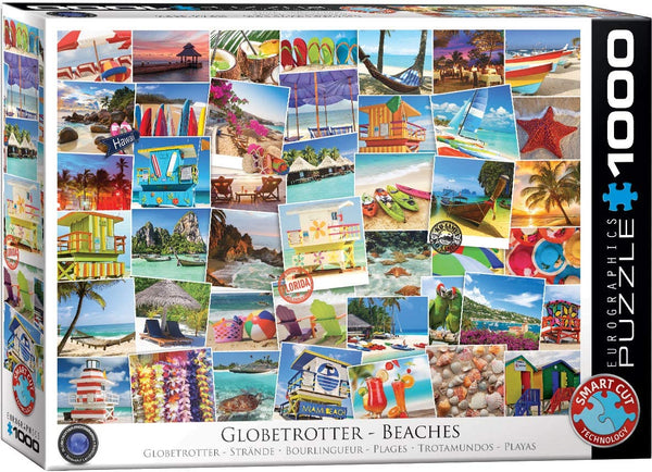 1000 Globetrotter Beaches