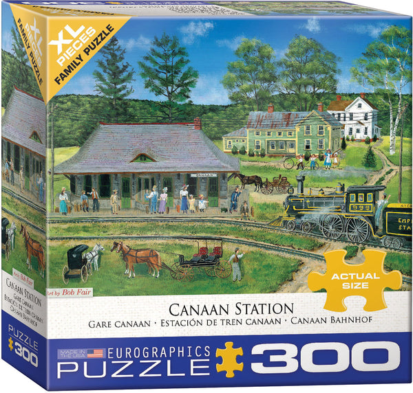 300 Canaan Station
