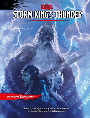 Dungeons & Dragons 5e Storm King's Thunder