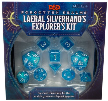 Dungeons & Dragons 5e Laeral Silverhand's Explorer's Kit