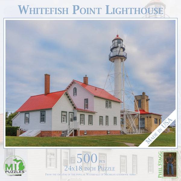 500 Whitefish Point Lighthouse