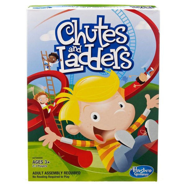 Chutes and Ladders (Refresh)