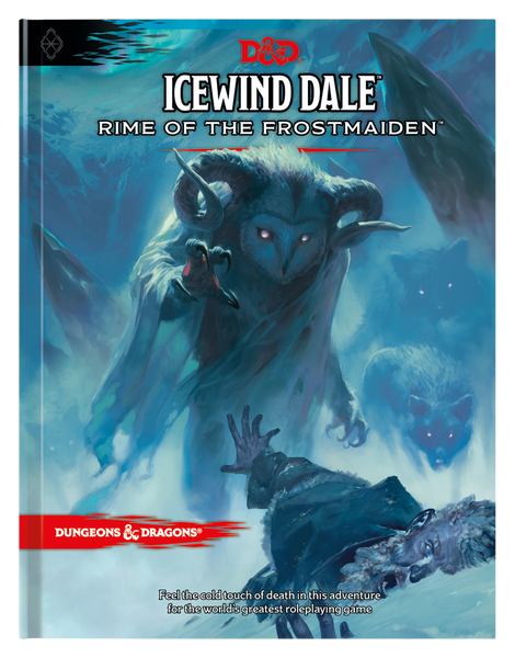 Dungeons & Dragons 5e Icewind Dale Rime of the Frostmaiden