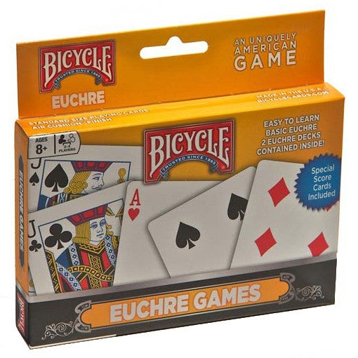 Bicycle Cards Euchre