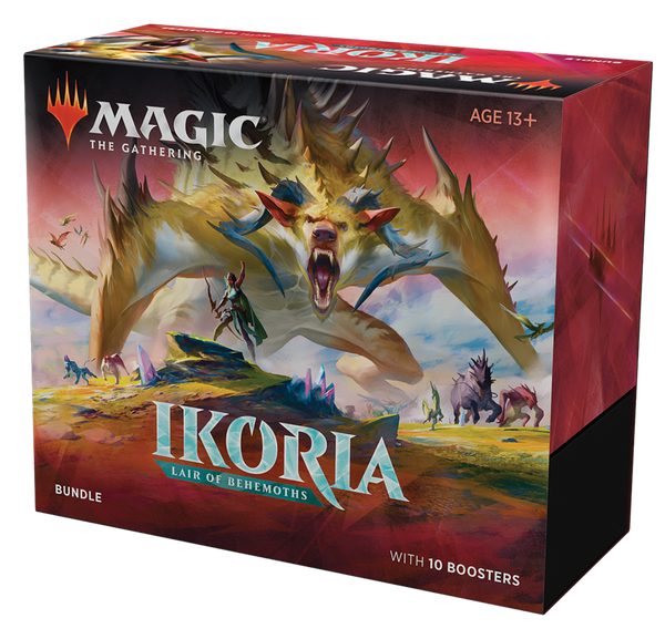 MtG Ikoria Lair of Behemoths Bundle