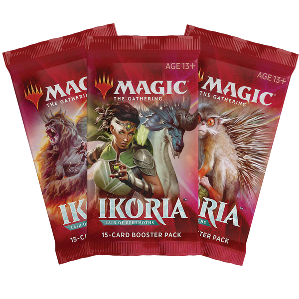 MtG Ikoria Lair of Behemoths Booster Pack