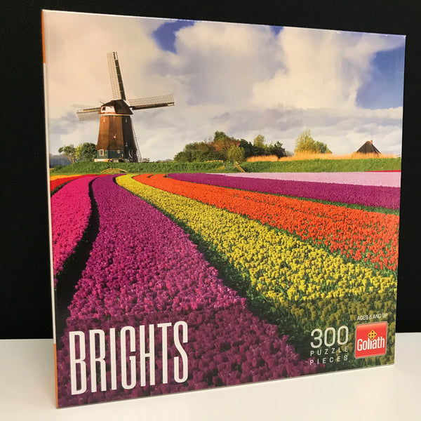 300 Brights: Tulips