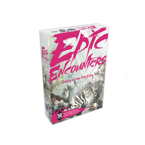 Epic Encounters: Halls of the Orc King (PREORDER)