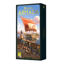 7 Wonders 2nd Edition - Armada Expansion (PREORDER)