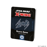 Star Wars X-Wing 2nd Galactic Empire Damage Deck