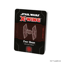 Star Wars X-Wing 2nd First Order Damage Deck