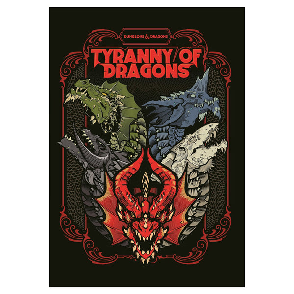 Dungeons & Dragons 5e Tyranny of Dragons
