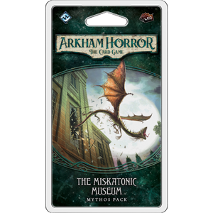 Arkham LCG The Miskatonic Museum