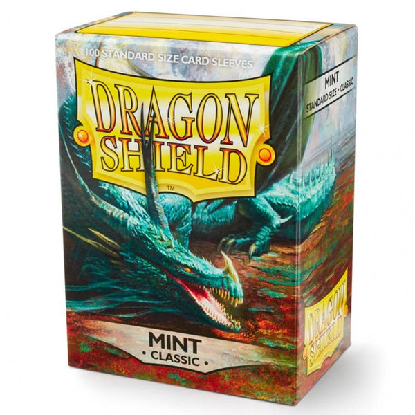 Dragon Shield Classic Mint Sleeves (100)