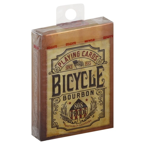 Bicycle Cards Bourbon