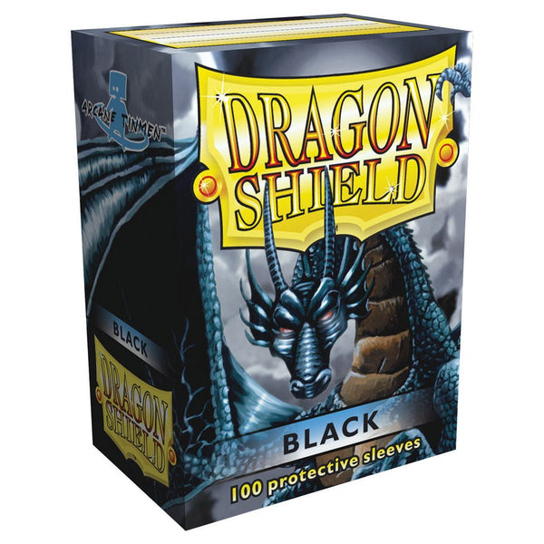 Dragon Shield Classic Black Sleeves (100)