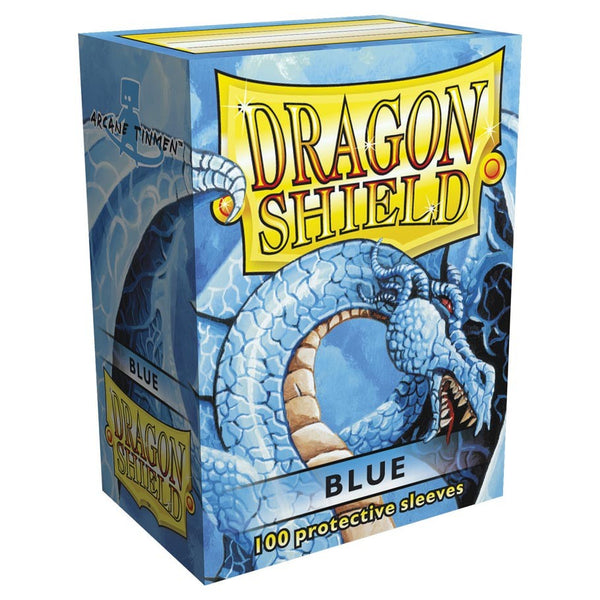 Dragon Shield Classic Blue Sleeves (100)