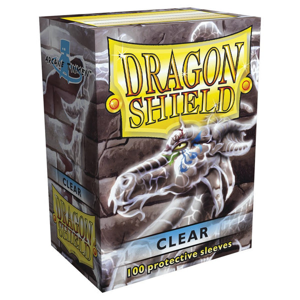 Dragon Shield Classic Clear Sleeves (100)