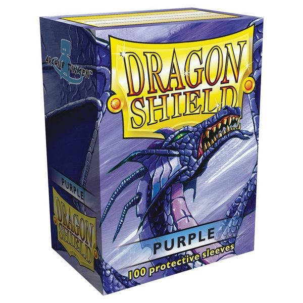 Dragon Shield Classic Purple Sleeves (100)