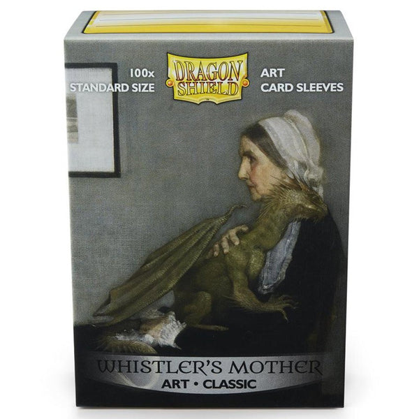 Dragon Shield Sleeves Whistler's Mother (100)