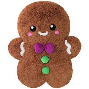 Squishable: Gingerbread Man 15""