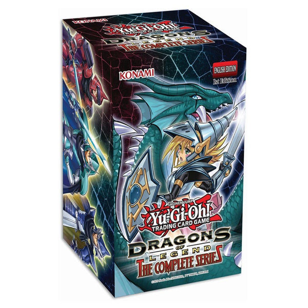 Yu-Gi-Oh Dragons of Legend The Complete Series