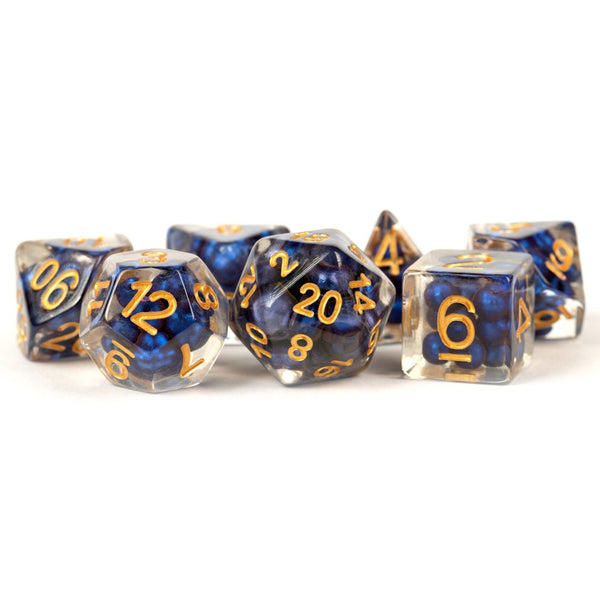 MDG 7-Set Pearl Blue w/Gold