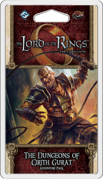 LotR LCG The Dungeons Cirith G