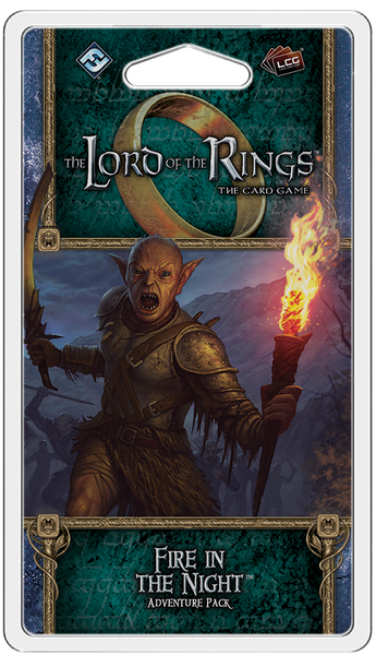 LotR LCG Fire in the Night
