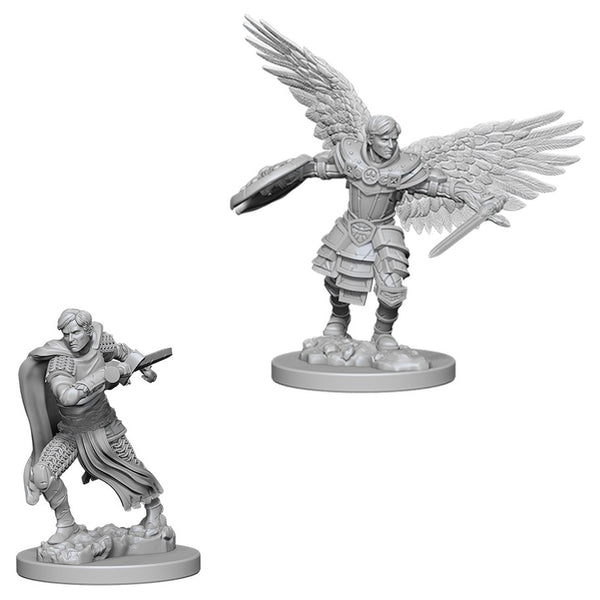Aasimar Fighter Male (W6)