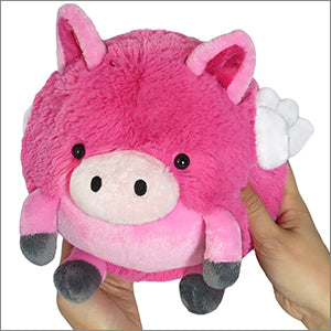 Squishable: Flying Pig 7""