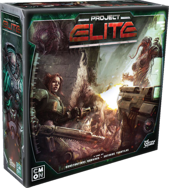 Project Elite Kickstarter Bundle
