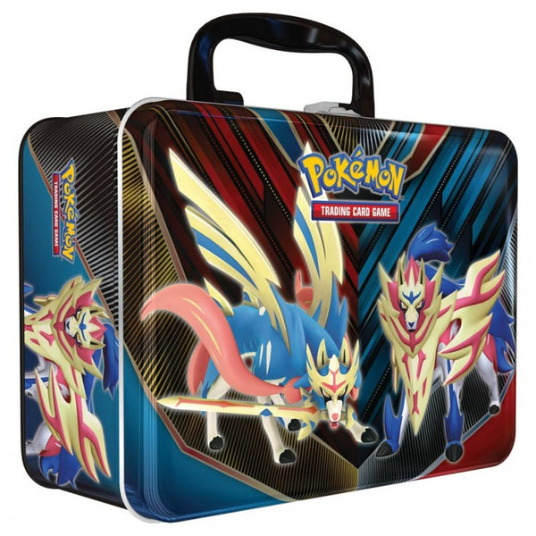 Pokemon Galar Starters Collector Chest