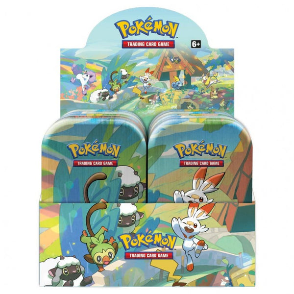 Pokemon Galar Pals Mini Tin