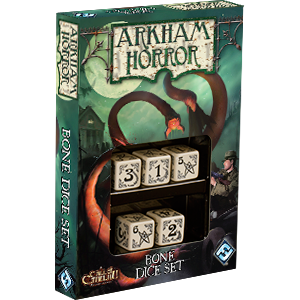 Arkham Horror Bone Dice Set