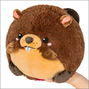 Squishable: Beaver 7""