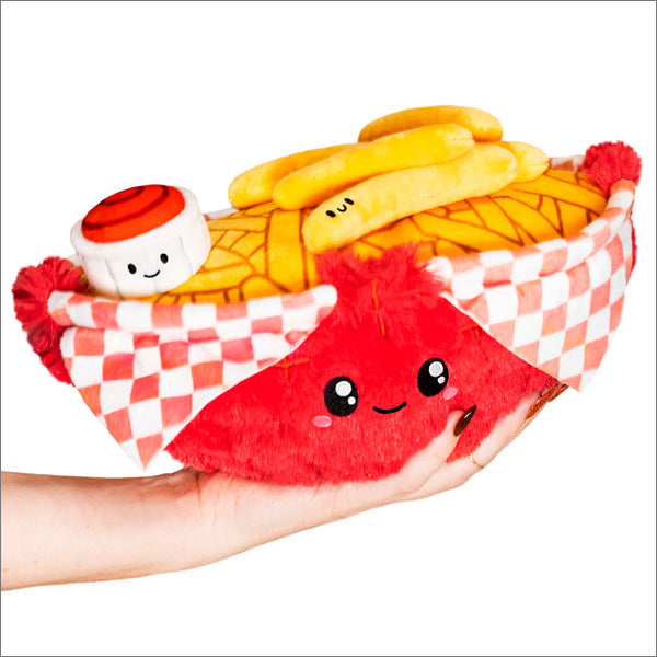 Squishable: Basket of Fries 7""
