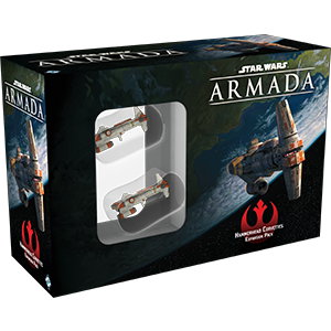 Star Wars Armada Hammerhead Corvettes Expansion Pack