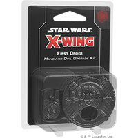 Star Wars X-Wing 2nd First Order Maneuver Dial Upgrade Kit