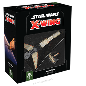 Star Wars X-Wing 2nd Hound's Tooth