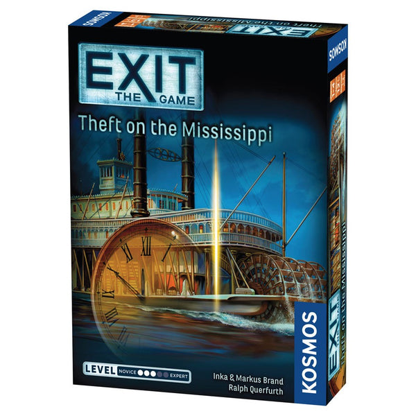 Exit Theft On The Mississippi