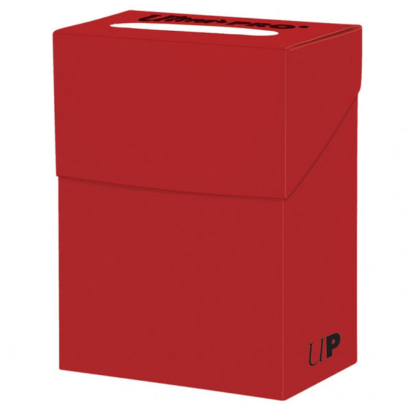 UP Deck Box Solid Red