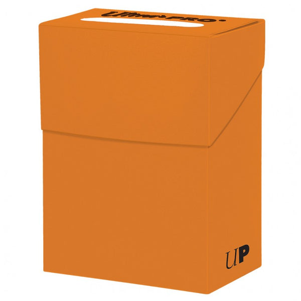 UP Deck Box Solid Orange