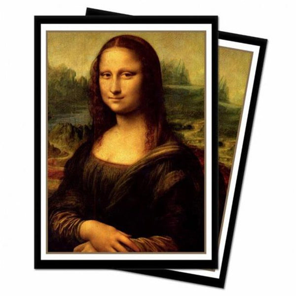 UltraPro Sleeves Mona Lisa (65)