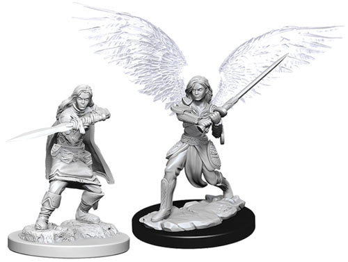 Aasimar Fighter Female (W6)