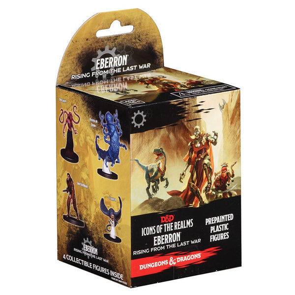 D&D Icons of the Realms Eberron Rising - Booster Pack