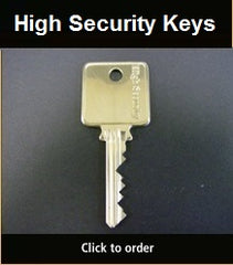 High Security Keys