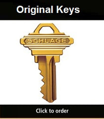 Original Key Blanks