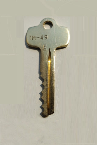 Best Cut Key 1M01- 1M100