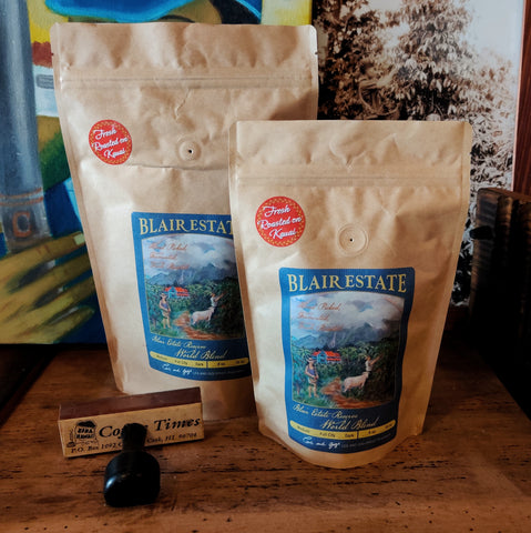 Blair Estate Reserve World Blend